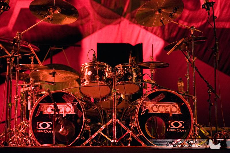 Accept drums