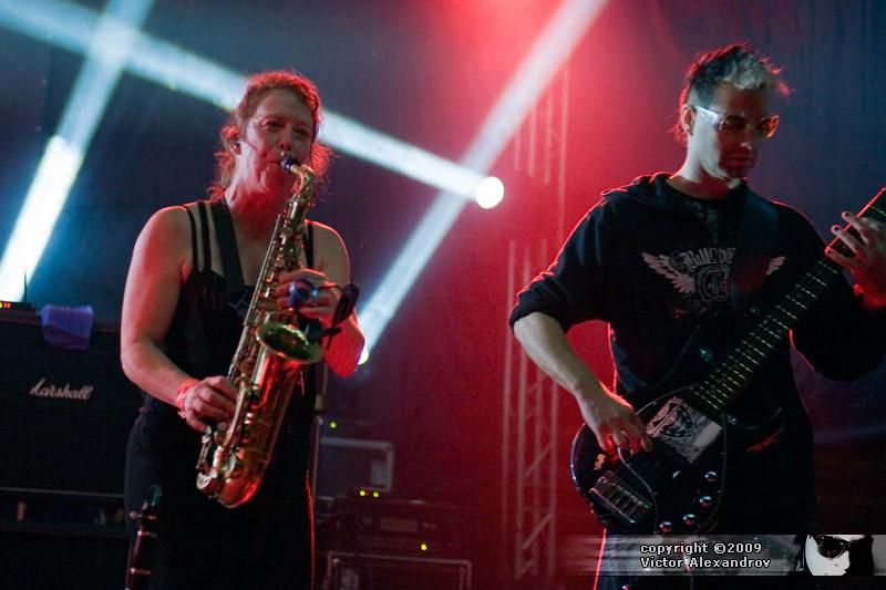 Ami Denio & Guy Davis