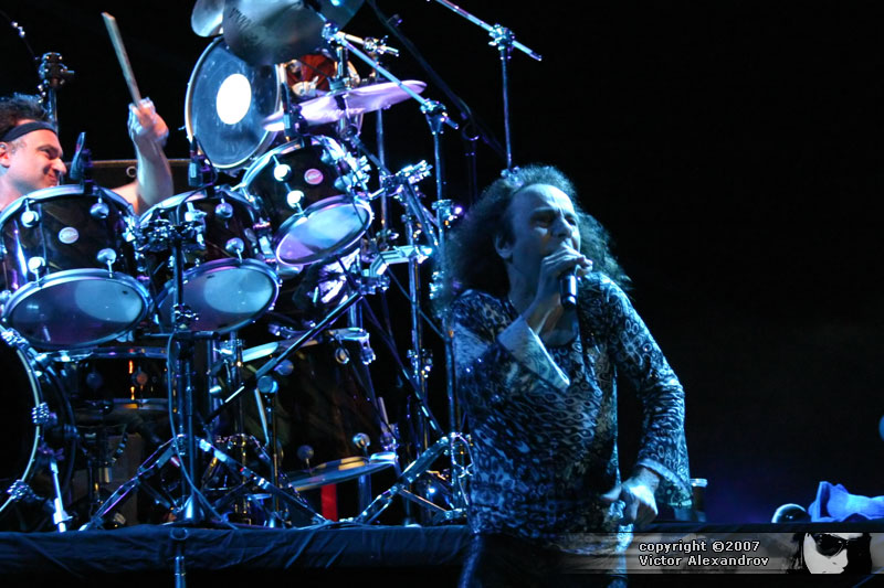 Vinnie Appice & Ronnie James Dio