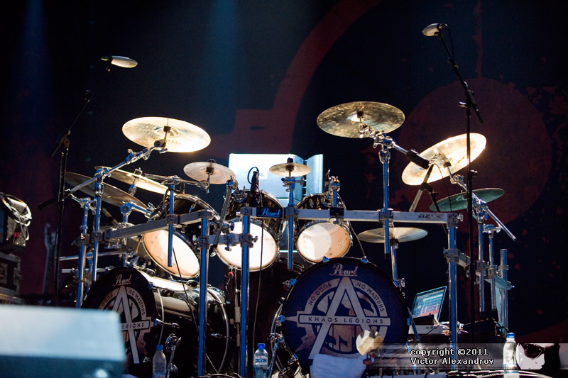 Arch Enemy drums