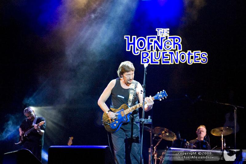 The Hofner Bluenotes