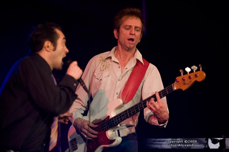 Dan Schmid & Steve Perry