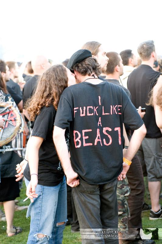 Fuck like a beast