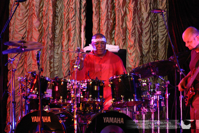 Billy Cobham & Stefan Rademacher
