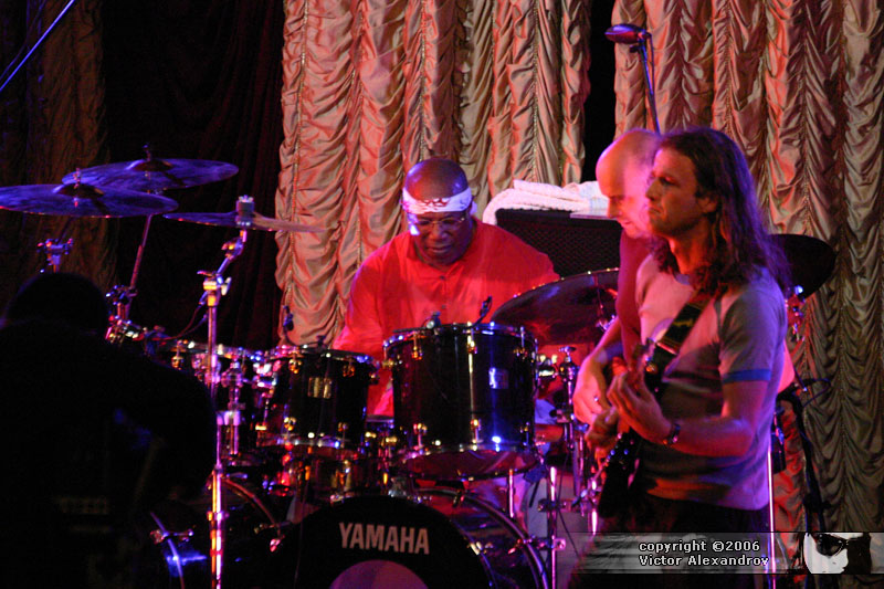 Billy Cobham, Stefan Rademacher & Jean Marie Ecay