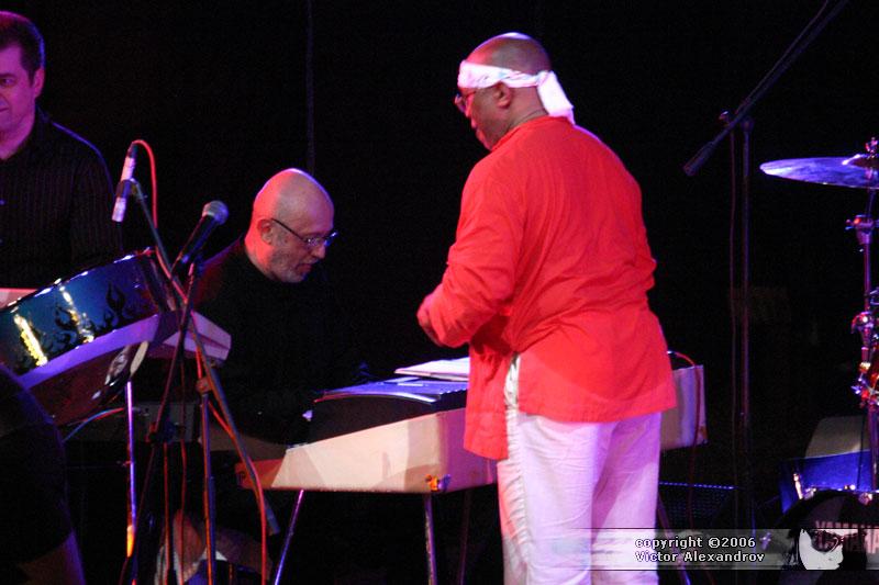 Billy Cobham & Milcho Leviev