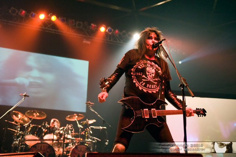 Blackie Lawless & Mike Dupke