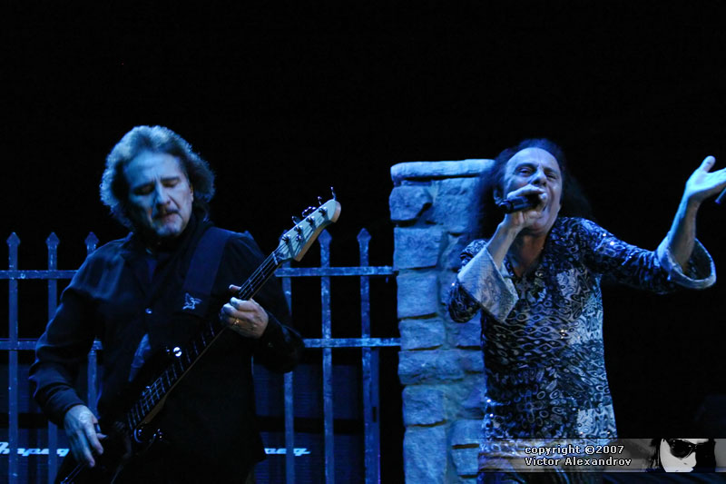 Geezer Butler & Ronnie James Dio