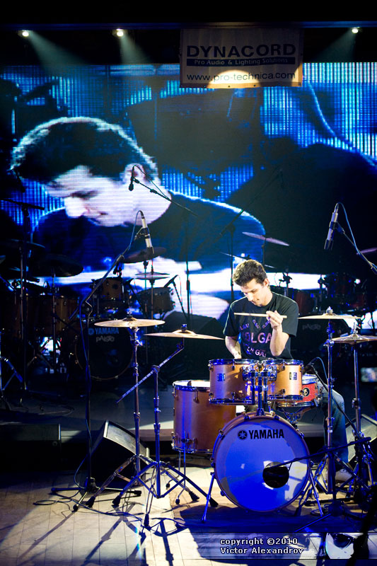 Drumset Competition