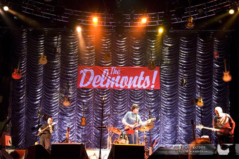 The Delmonts!