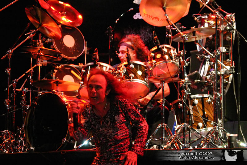 Ronnie James Dio & Vinnie Appice