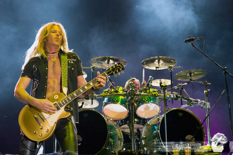 Doug Aldrich & Chris Frazier