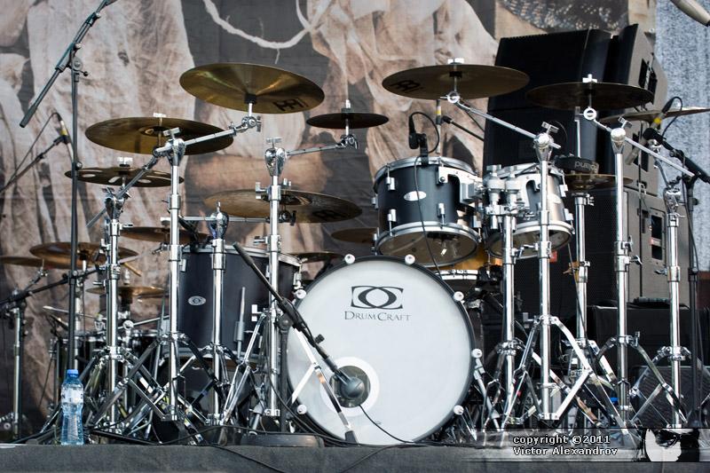 Dreamshade drums