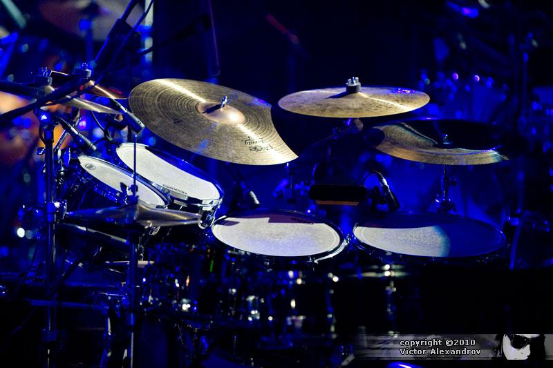 Gianluca Garsia drums