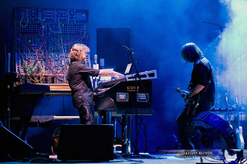 Keith Emerson & Marc Bonilla