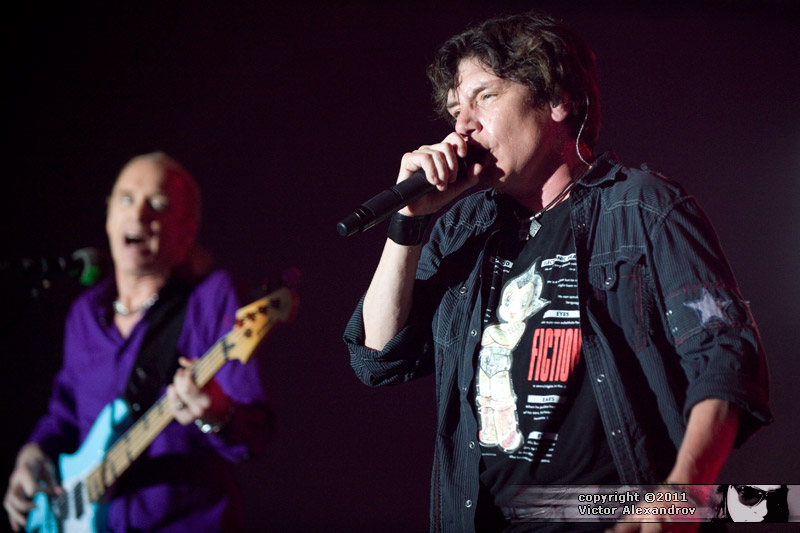 Eric Martin & Billy Sheehan
