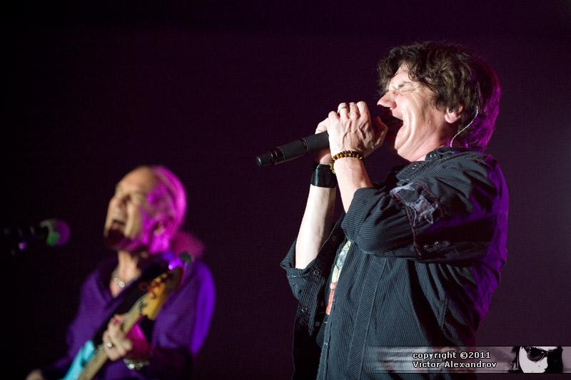 Eric Martin & Billy Sheehan