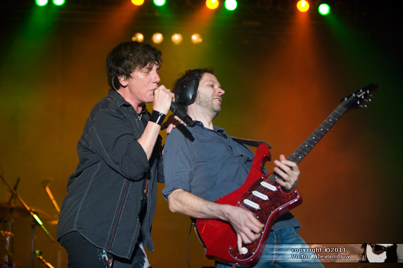 Eric Martin & Paul Gilbert