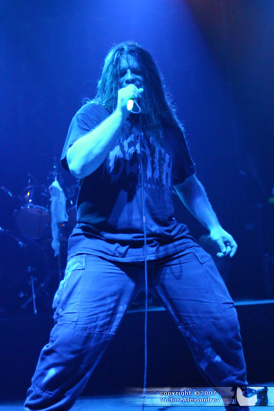 George Corpsegrinder Fisher