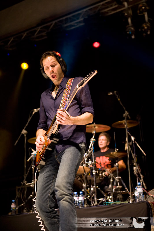 Paul Gilbert & Pat Torpey