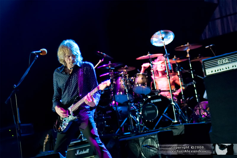 Scott Gorham & Tommy Aldridge