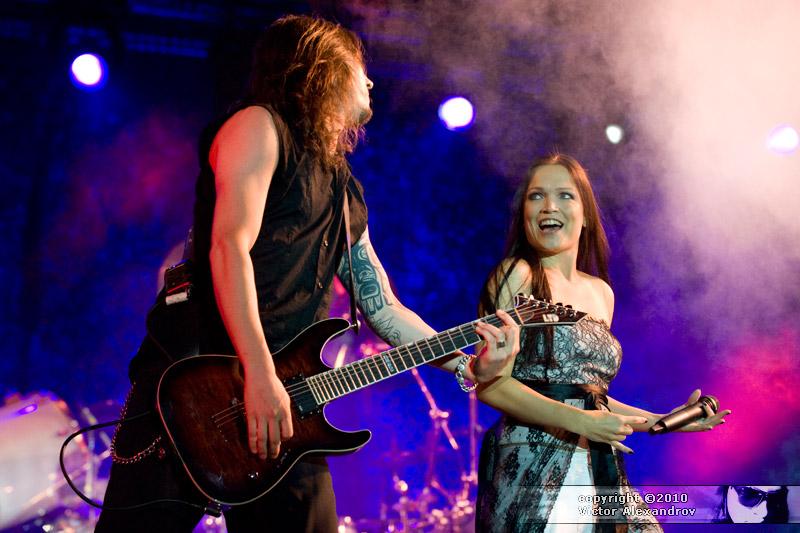 Alex Scholpp & Tarja Turunen