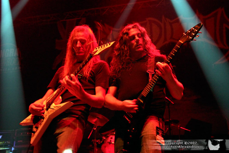 Darren Brookes & Peter Rewinsky