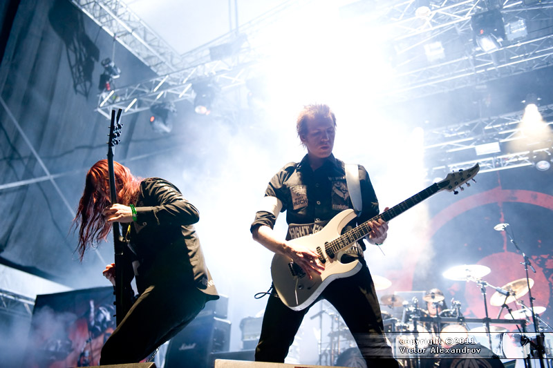 Michael Amott & Christopher Amott