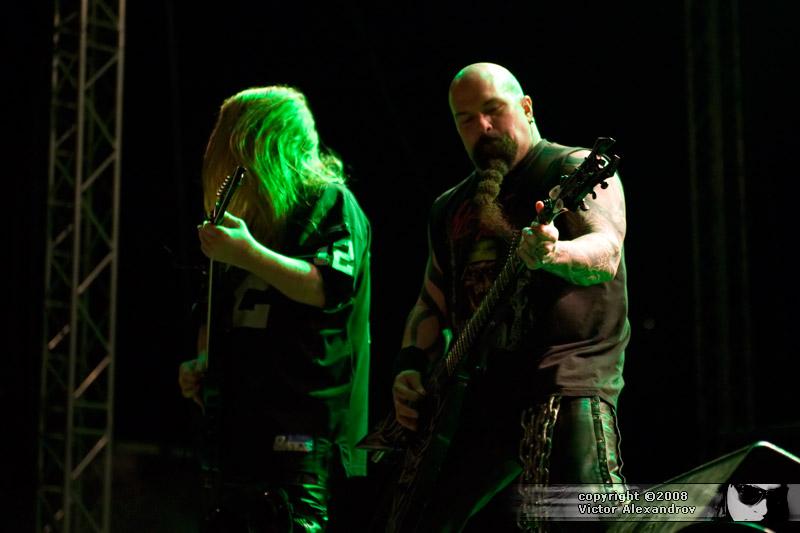 Jeff Hanneman & Kerry King