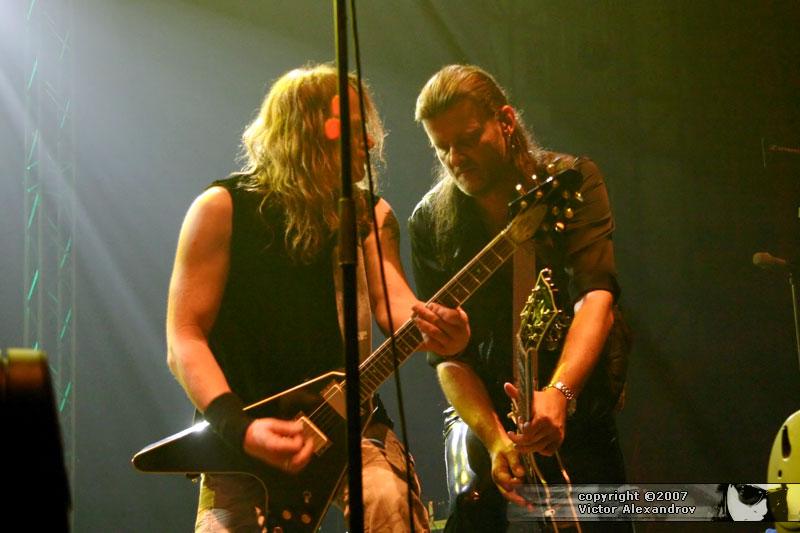Kai Hansen & Michael Weikath