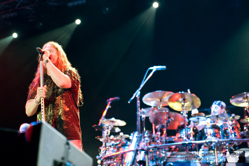 James LaBrie & Mike Portnoy