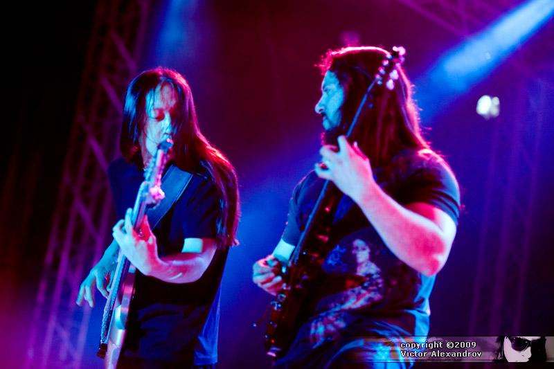 John Myung & John Petrucci