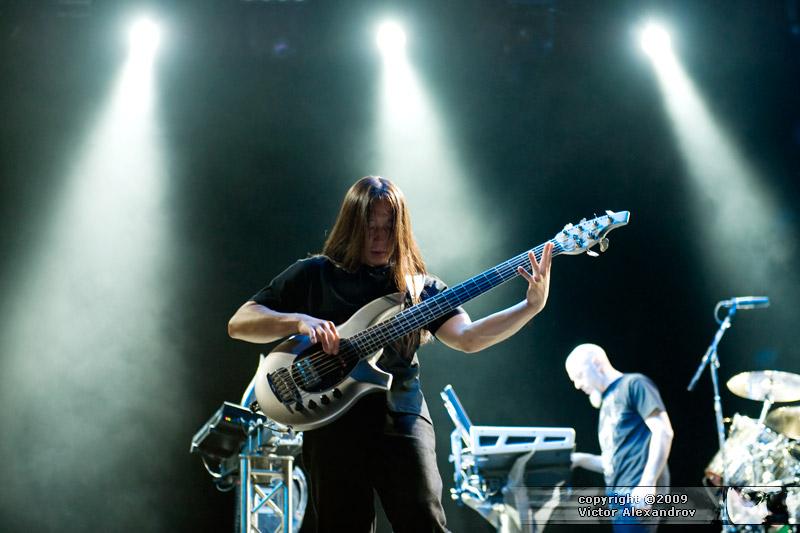 John Myung & Jordan Rudess