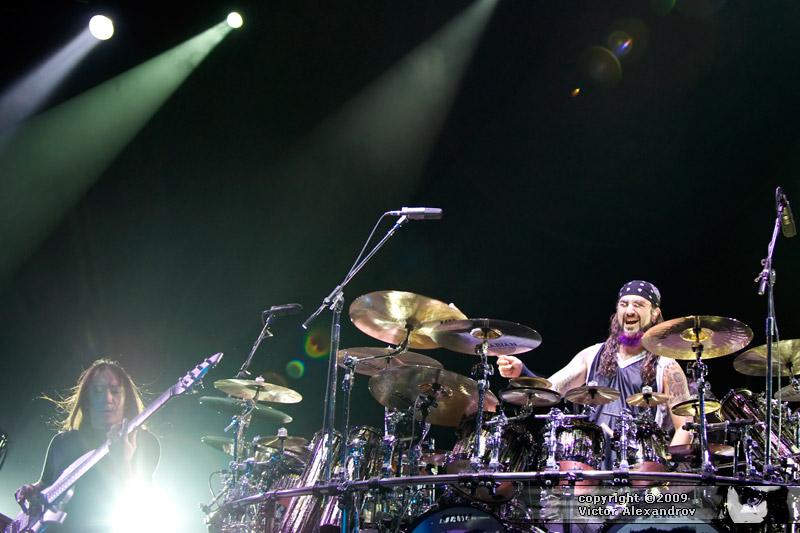 John Myung & Mike Portnoy