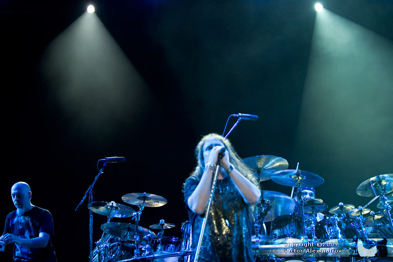Jordan Rudess, James LaBrie & Mike Portnoy