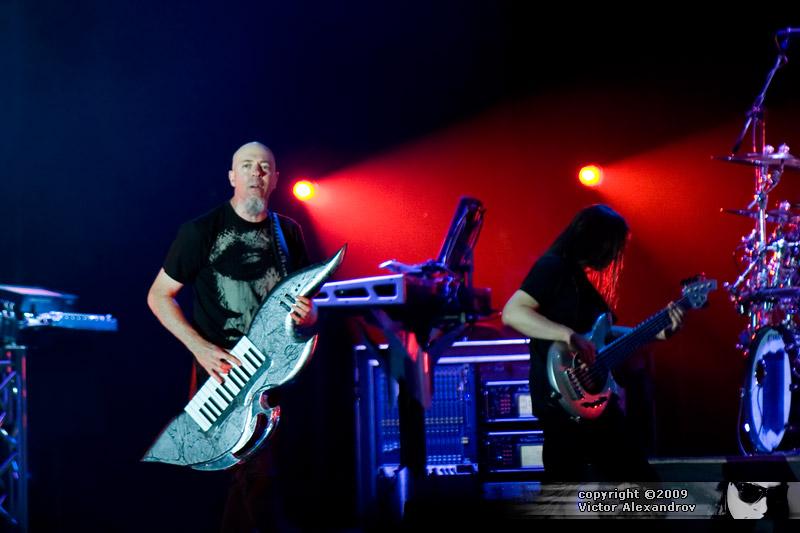 Jordan Rudess & John Myung