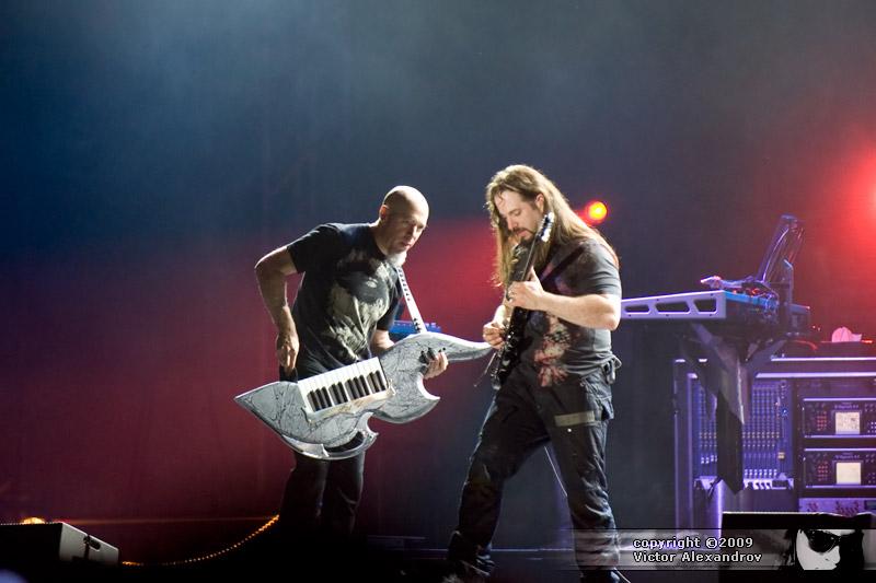 Jordan Rudess & John Petrucci