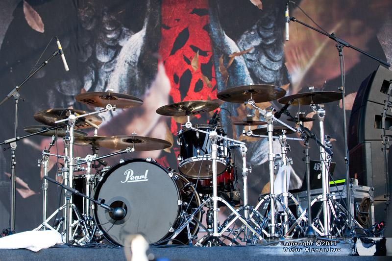 Katatonia drums