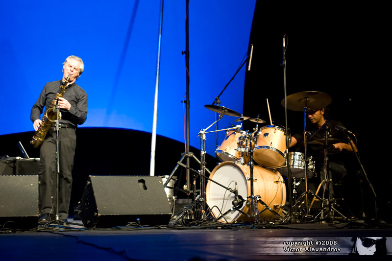Manu Katche & Jan Garbarek