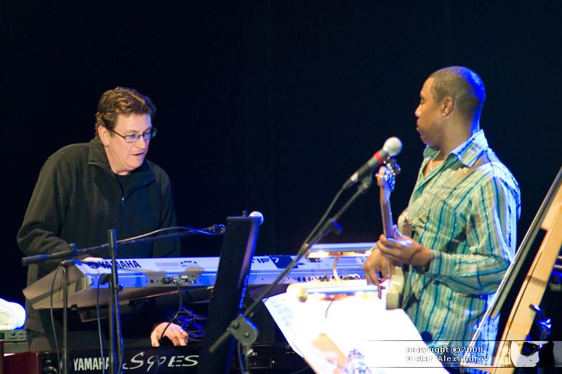 Ricky Petereson & Richard Patterson