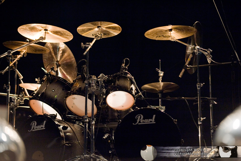 Kreator drums