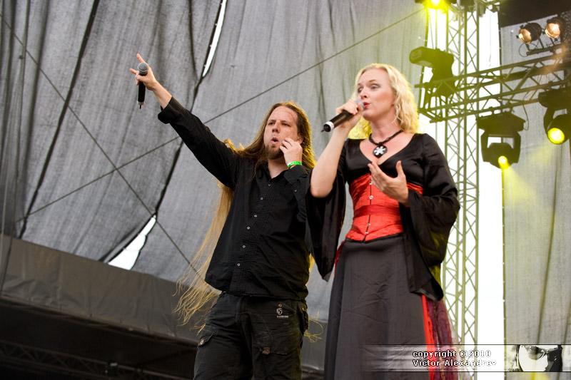 Alexander Krull & Liv Kristine