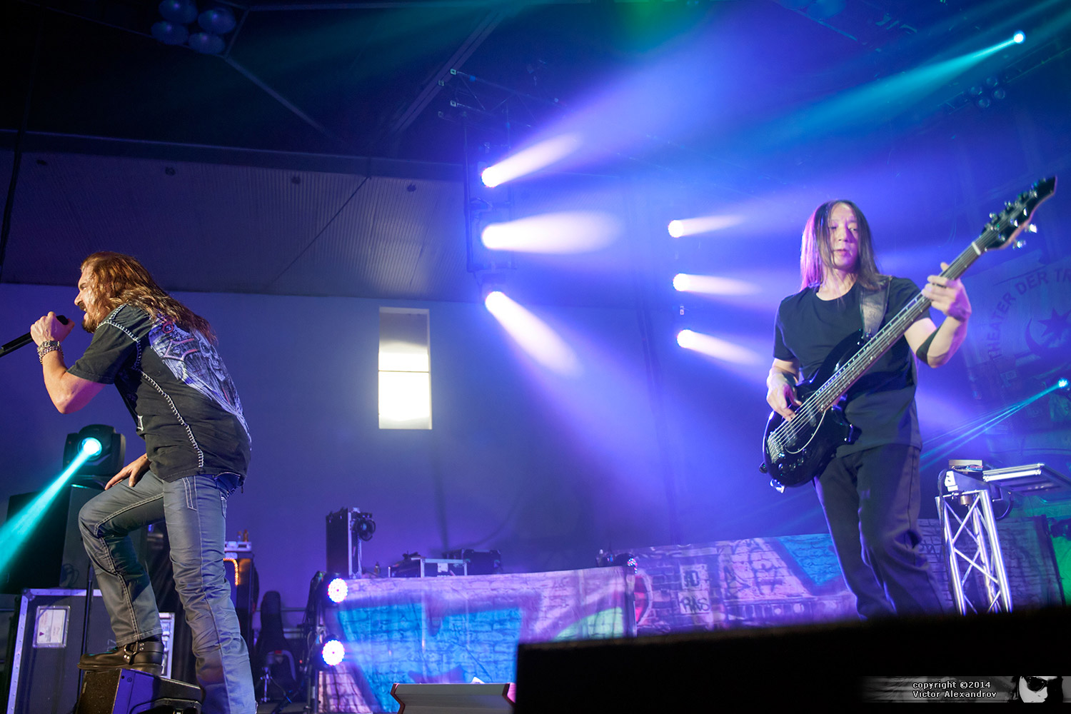 James LaBrie & John Myung