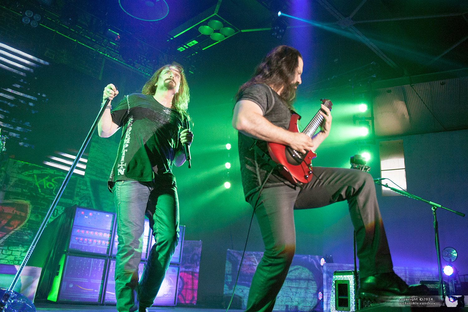 James LaBrie & John Petrucci