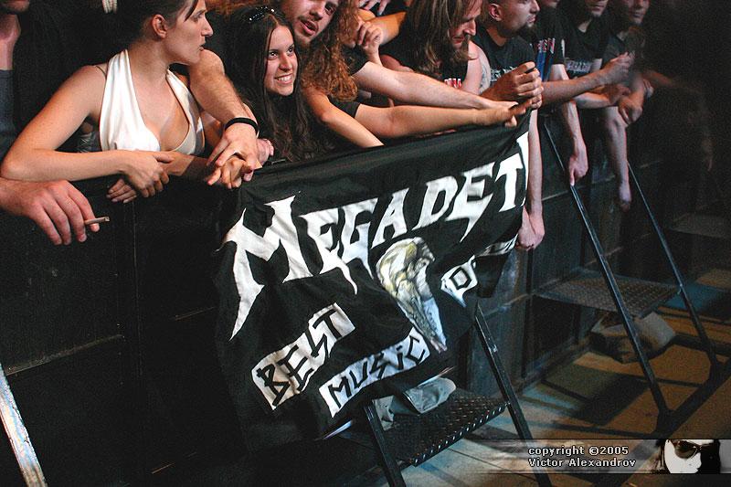 Megadeth flag