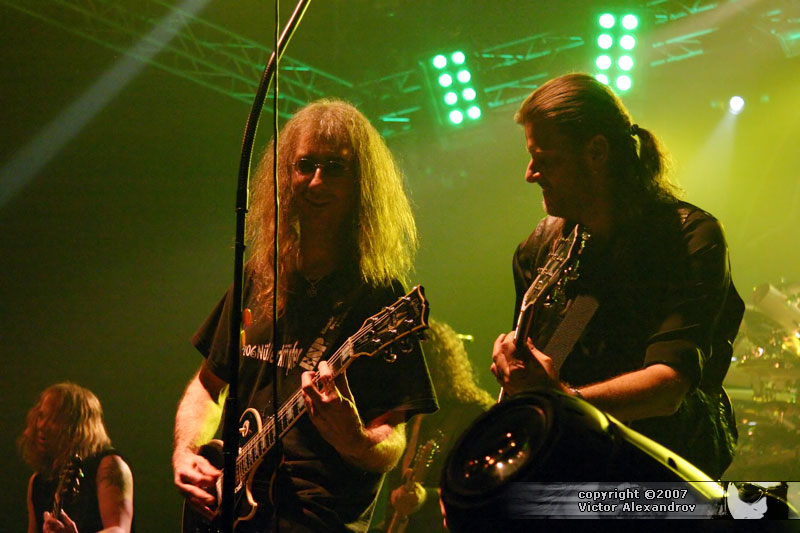 Michael Weikath & Henjo Richter