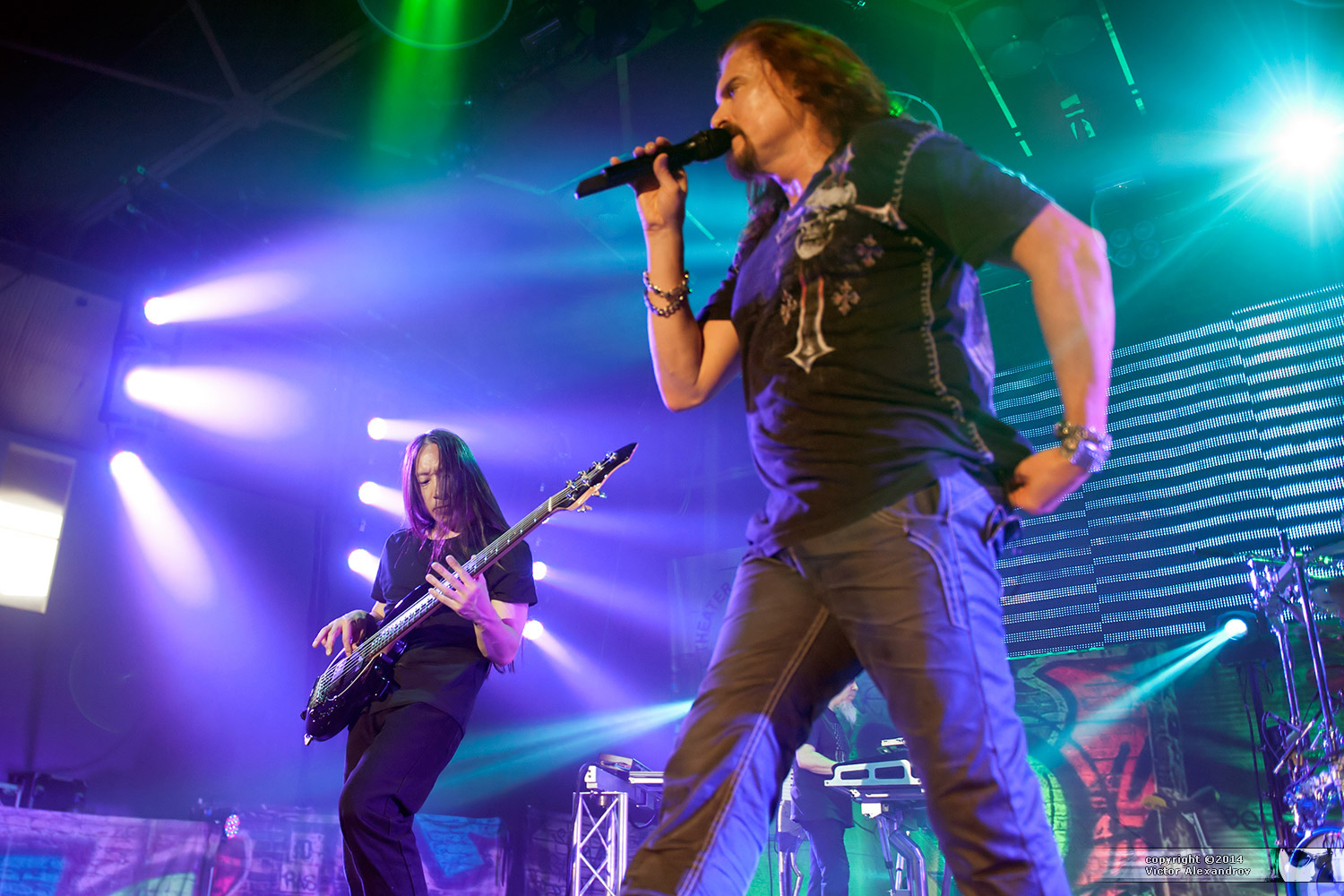 John Myung & James LaBrie