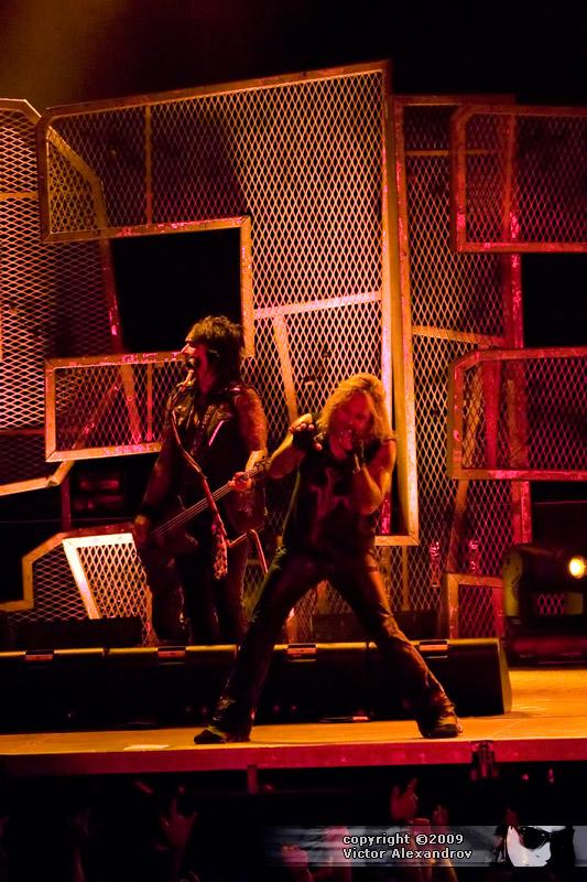 Nikki Sixx & Vince Neil