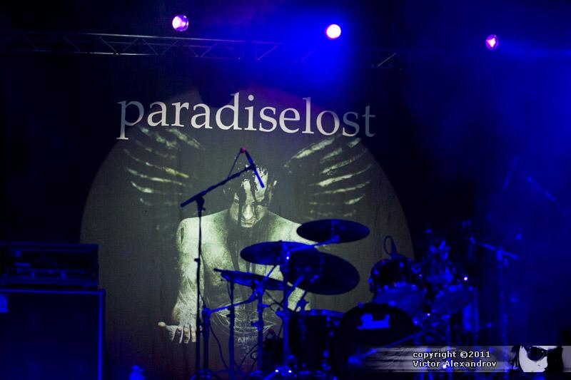 Paradise Lost backdrop