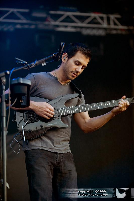 Paul Masvidal